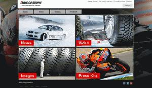 Bridgestone startet neuen Online-Media Newsroom