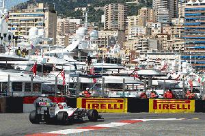 PIRELLI P ZERO SUPERSOFT DEBÜTIERT IN MONACO