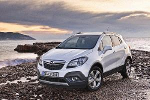 opel mokka suv kompakte ma e gro er auftritt. Black Bedroom Furniture Sets. Home Design Ideas