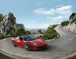"458 Spider ""Best of the Best"" im Robb Report"