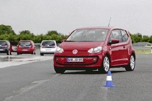 "Volkswagen ""up! Youngster Drive"" in Gründau"