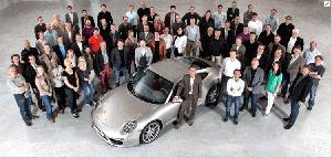 "Style Porsche erhält Ehrentitel ""red dot: design team of the year 2012"""