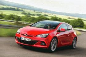 red dot design award für den Opel Astra GTC
