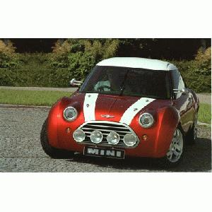 MINI Design Concept Cars