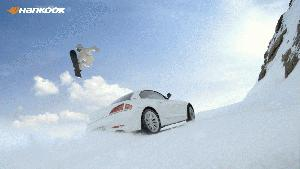 "Hankook startet ""Be One with It"" TV- Winter-Kampagne 2012"
