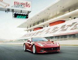 "Ferrari F12berlinetta ist GQ Magazines ""Supercar of the Year"""