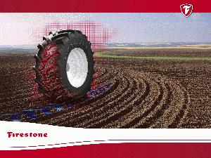 Neumático agrícola Firestone Maxi Traction IF
