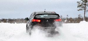 Kumho Tyres Winter Experience 2013 in Finnland!