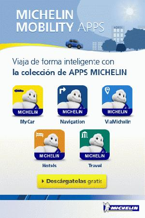 MICHELIN Mobility Apps
