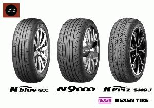 Tres diseños de Nexen Tire ganan galardones US Good Design Awards