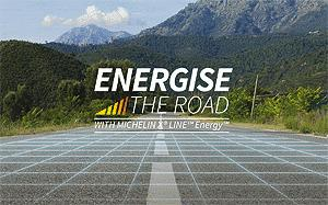 Energise the Road by Michelin