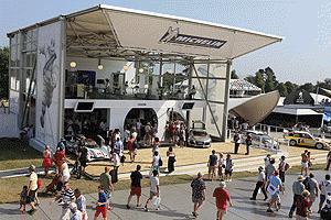 Michelin en el Festival of Speed de Goodwood