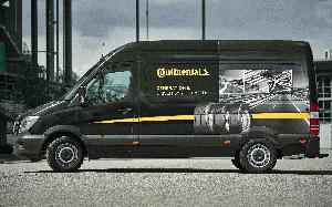 Continental Lkw-Reifen der Generation 3 on Tour