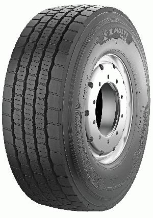 MICHELIN X MULTI WINTER T Trailerreifen mit viel Grip für den Winter