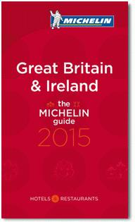 La guía MICHELIN Great Britain & Ireland 2015