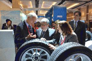 Michelin Innovationen bei der Michelin Challenge Bibendum