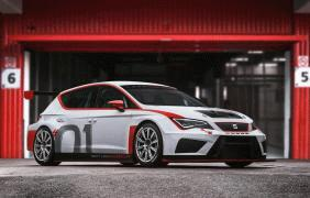 SEAT Leon CUP RACER Starts the New Racing Season