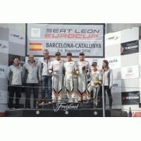 Niels Langeveld: Campeón de la SEAT León Eurocup