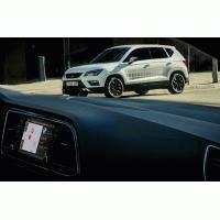 SEAT presenta mañana un Ateca con conectividad Smart City que facilita la búsqueda de aparcamiento