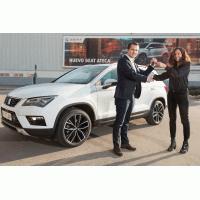 SEAT cede un Ateca a BeMobile para desarrollar apps de movilidad para el coche conectado