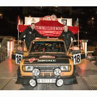 Exitosa participación de SEAT en el Rallye Monte-Carlo Histórico