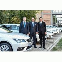 SEAT logra la mayor flota de su historia con 1.750 coches en Turquía