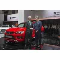 SEAT y Saba impulsan la creación del ecosistema del coche conectado