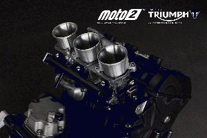 Triumph confirmed as new Moto2 engine supplier - moto-tyres co uk