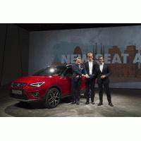 Nuevo SEAT Arona: el crossover definitivo para la ciudad