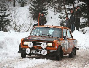 SEAT regresa al Rallye Monte-Carlo Histórico