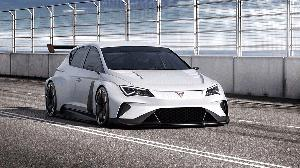 CUPRA e-Racer, primer coche eléctrico de competición del mundo