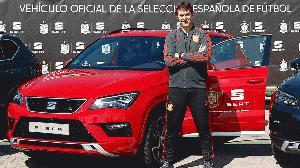SEAT, socio patrocinador de la Selección Española de Fútbol