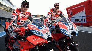 CUPRA, patrocinador de Ducati en el Mundial de MotoGP