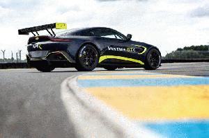 Aston Martin Vantage GT3 y GT4, llegan las variantes 'carreras-cliente'
