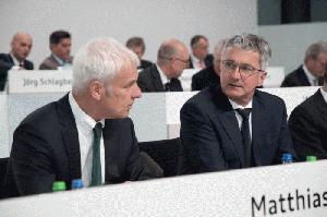 Detenido Ruper Stadler, CEO de Audi, por temas relacionados con el Dieselgate