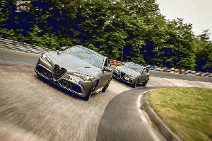 Los 216 compradores de los Alfa Romeo Stelvio y Giulia Quadrifoglio NRING tienen sopresa