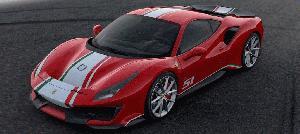 Ferrari 488 Pista Piloti Ferrari, un coche que todos desearíamos poder comprar