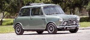 ¿Quieres el MINI Cooper de Paul McCartney?