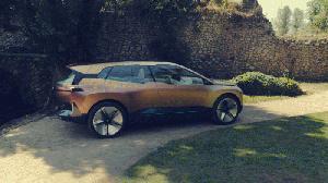 BMW Vision iNEXT, la antesala del modelo que llegará en 2021