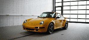 """""""Project Gold"""", así es el Porsche 911 Turbo (993) refrigerado por aire definitivo"""