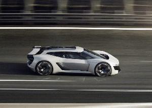 Audi PB18 e-tron Concept, el supedeportivo eléctrico pide paso