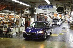 Casi 300 unidades de Subaru Ascent para tirar por un error de producción