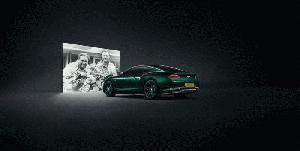Bentley Continental GT Number 9 Edition, celebrando el centenario