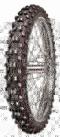 C-15 HA, Rennreifen (Mescola di gomma) Soft Terrain, ruota anteriore, rot
