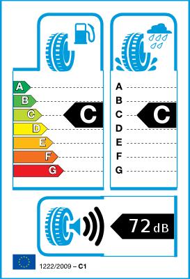 "Neumáticos en 205/40 - 17"" M+S 1-C-C-72-3"