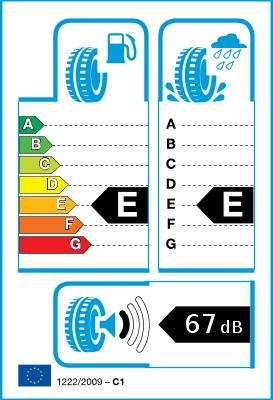 """Medidas neumaticos de 14"""" de invierno 1-E-E-67-1"""