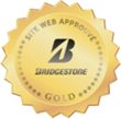 GOLD for autobandenmarkt.nl from Bridgestone and TÜV Rheinland