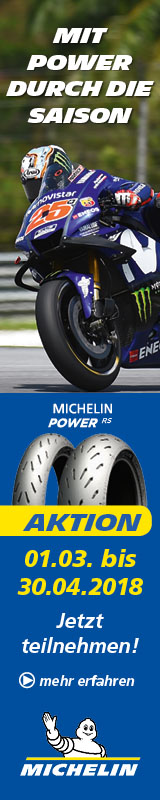 Michelin Power RS Promotion 2018