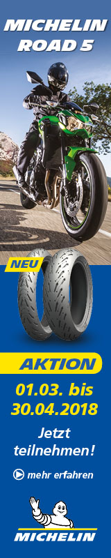 Michelin Road 5 Promotion 2018