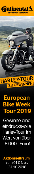 European Bike Week Tour 2019